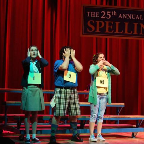 Spelling Bee - Barfee