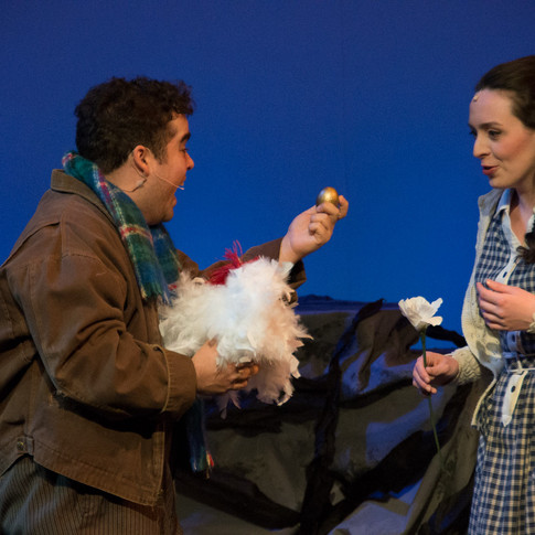 Into the Woods - Baker