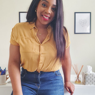 Work Hub: Dr Victoria Uwannah, Chartered Counselling Psychologist