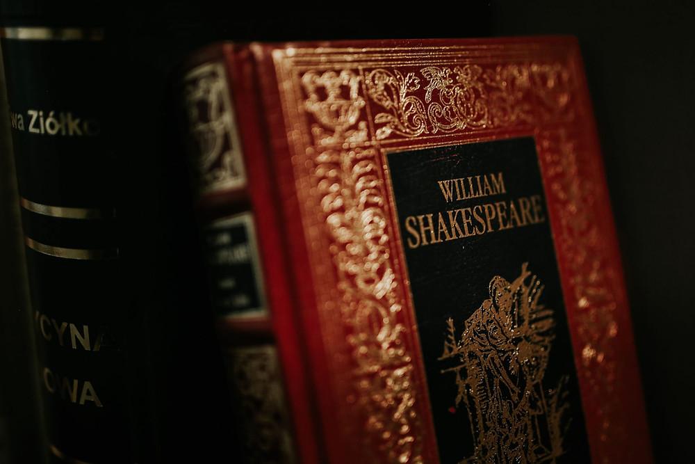 Shakespeare blog image