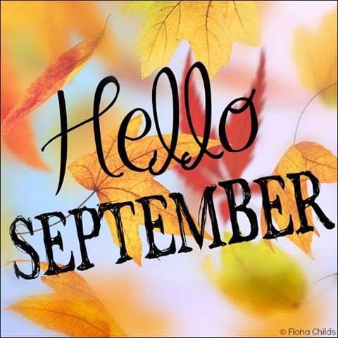 So This is...SEPTEMBER
