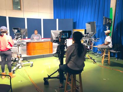 Sp 2019 Class Studio A rehearsal