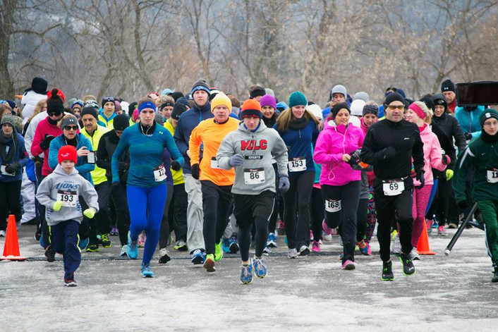 Frosty 5K & Merry Mile Raises Over $10,000!