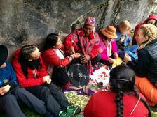 Despacho ceremony at Killyarumiyok