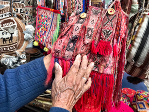 Peru textiles