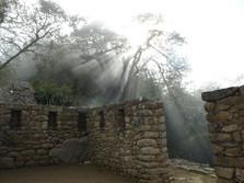 Sungate at Machu Picchu
