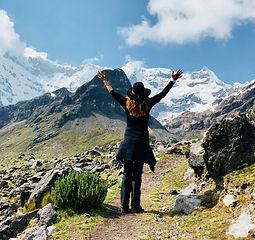 Ausangate in Peru