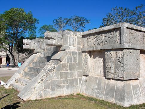 Quetzalcoatl in Chitzen Itza