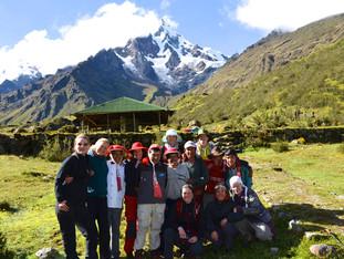 Expedition on Salkantay Mountain