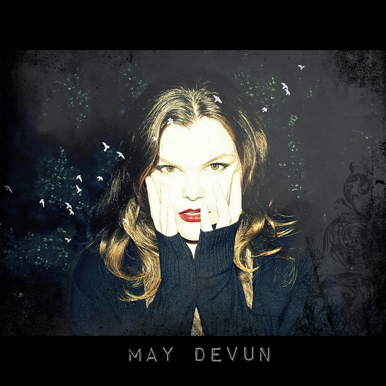 May Devun About Say the Words Alternative Pop R&B