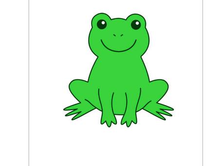 Frogger the Blogger