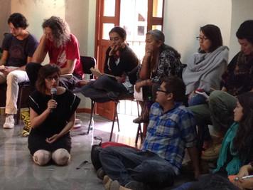 Primer Congreso de Comunalidad, Luchas y Estrategias Comunitarias: Horizontes más allá del Capital