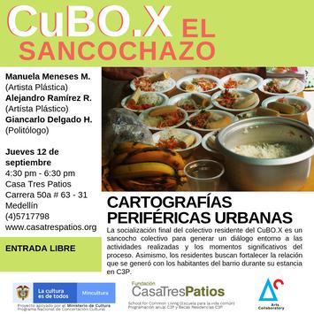CuBO.X, El Sancochazo
