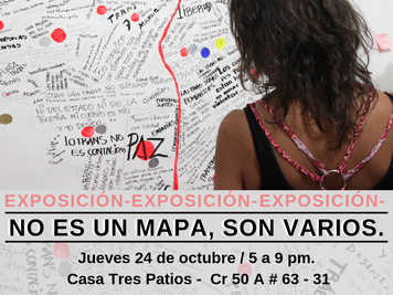 Exposición:  No es un mapa, son varios.