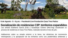 Socialización de residencias: territorios expandidos