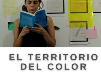 Diario de exploración al territorio del color