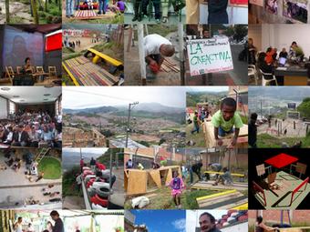 """""""Paisajes de la diferencia"""" - Laboratorio de paisaje urbano con el colectivo La Creactiva"""