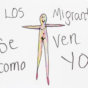 ¿Cómo se ve un migrante?