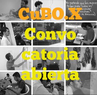 CuBO.X - Convocatoria abierta de residencias locales (Medellín) para artistas y curadores
