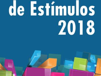 """""""Convocatoria de Estímulos 2018"""""""