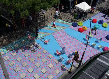 """""""Entre el muro y la conversa: arte callejero en Medellín"""", charla con el colectivo Deúniti"""
