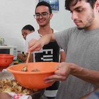 Proceso de elaboración de alimentos