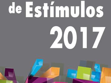 CONVOCATORIA DE ESTÍMULOS DEL MINISTERIO DE  CULTURA