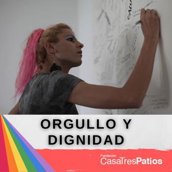 Orgullo y dignidad en Colombia
