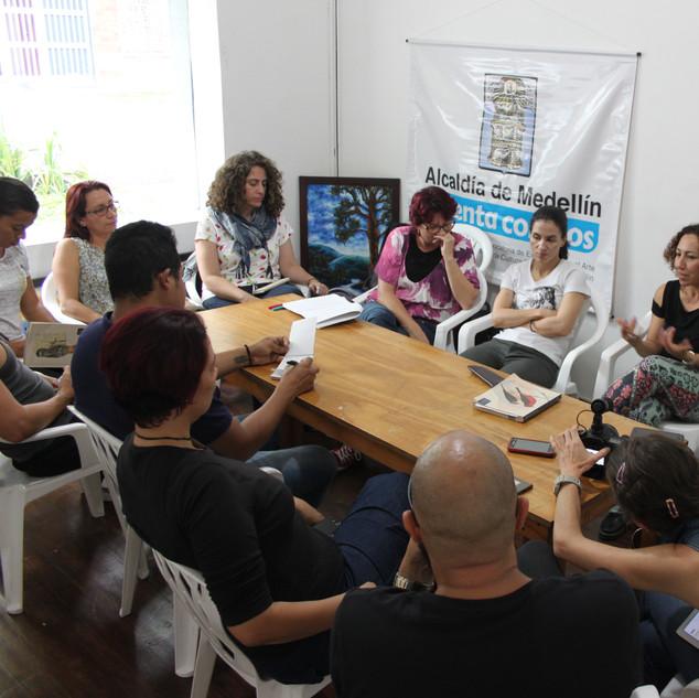 Retroalimentación de los residentes de CuBO.X