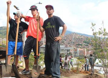 Re-programación, Serie de Arte Urbano. Charla #1 - Hip hop agrario