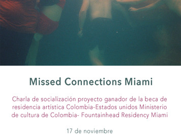 Missed Connection Miami
