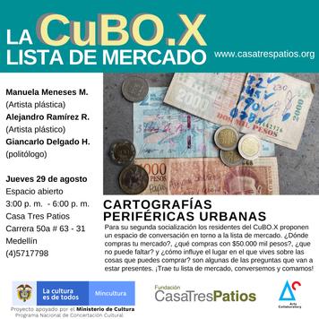 CuBO.X, Cartografías Periféricas Urbanas