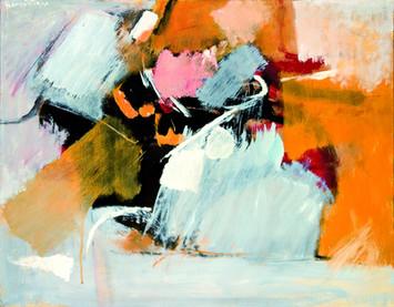 """Taller """"Grafías emocionales"""", sobre la exposición -El Camino de la Abstracción- del artist"""