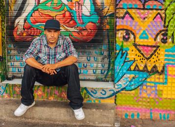 """Taller con Jose David Medina - """"Hip hop como experiencia de memoria y resistencia no violenta&q"""