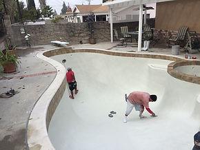 pool service, pool repair