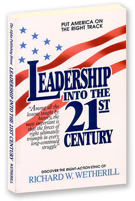 Leadership into the 21st Century book