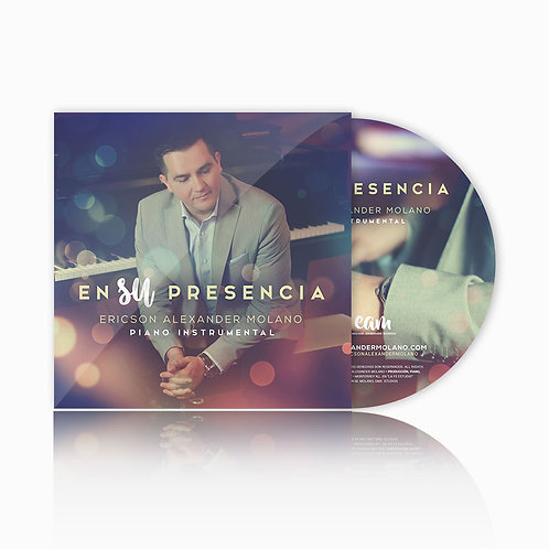 En Su Prencia | Piano Instrumental