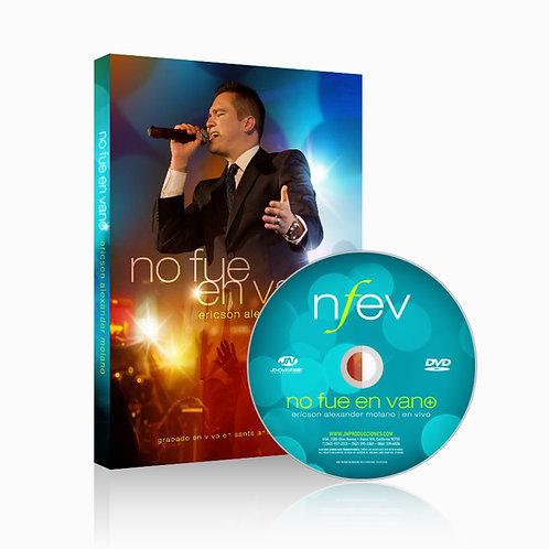 No Fue En Vano | DVD En Concierto