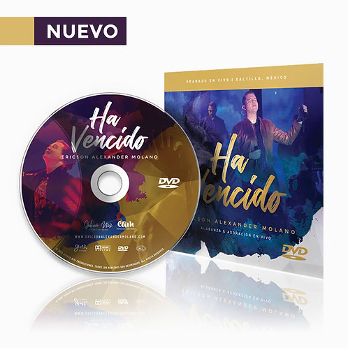 DVD | Ha Vencido