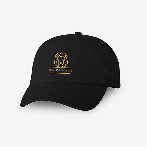 Gorra Negra   Ha Vencido