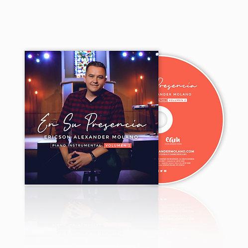 En Su Presencia Volumen 2  | Piano Instrumental