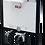 Thumbnail: Инсталляция для сухой установки(для гипсокартона) Alcaplast AM101/850 Sádromodul