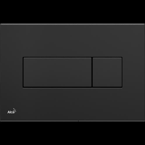 Кнопка управления (Черная) для скрытых систем инсталляции, Alcaplast M378