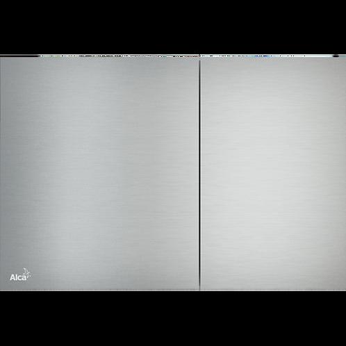 Кнопка управления (анодированный алюминий, alunox-мат) Alcaplast Air