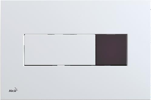 Сенсорная кнопка управления (белая) (подключение к сети) Alcaplast M370S