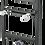 Thumbnail: Монтажная рама для писсуара Alcaplast A107/1200