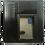 Thumbnail: Автоматический смыв для писсуара, хром,(подключ. к аккумулятор) Alcaplast ASP4-В