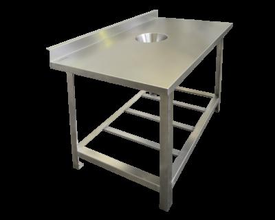 Стол для сбора отходов (1050Х630Х860)
