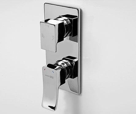 Aller 10671 Смеситель для ванны и душа с переключателем на 3 выхода WasserKRAFT