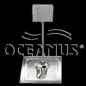"""Напольный унитаз """"Генуя"""" 4-005.2 Oceanus"""